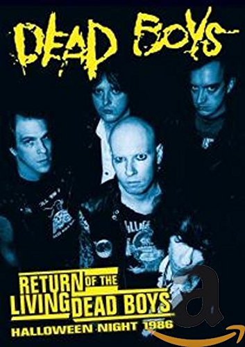 Return of the Living Dead Boys: Halloween Night (Halloween Concert Dallas)