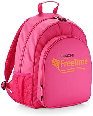 Amazon FreeTime Backpack for Kids, Pink
