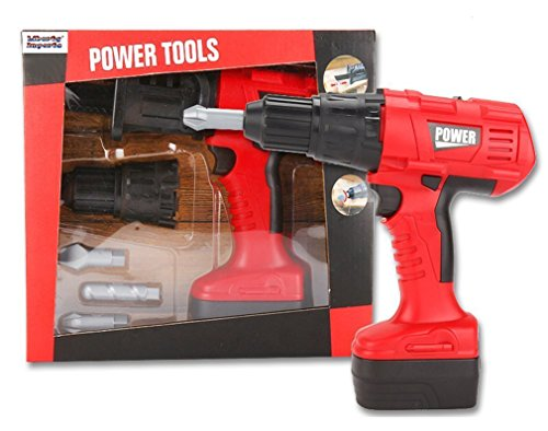 Power Tools Electronic Deluxe Drill