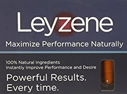 Leyzene Maximize Performance Naturall, 10 Count