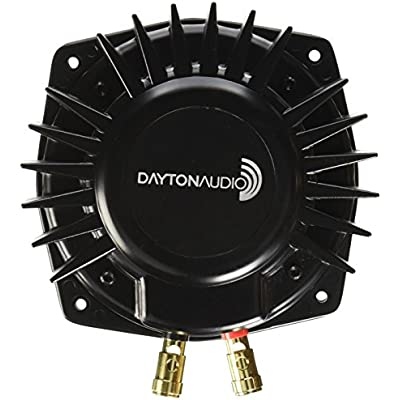 Dayton Audio BST-1 High Power Pro Tactile Bass Shaker Watts