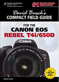 Canon Eos Rebel T4i/650d Digital Field Guide Pdf