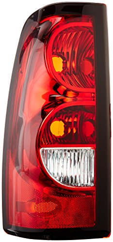 TYC 11-5852-91-1 Chevrolet Left Replacem - 91 Tail Light Lamp Shopping Results