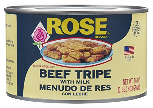 Rose Beef Tripe with Milk - 5 / 16 oz cans ()