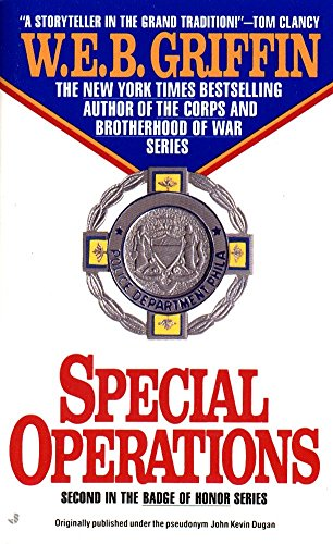 Special Operations (Badge Of Honor) ()
