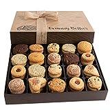 Best Bella Oatmeals - Granny Bella's Cookie Gift Baskets, 52 Gourmet Handmade Review