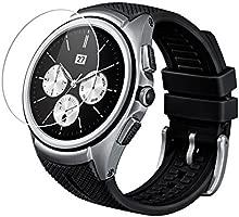 LG Watch Urbane 2nd W200 Cristal Templado Vikoo 9H 2.5D 0.26m Shatterproof Protector de Pantalla de Vidrio Templado HD Flim Tempered Glass Screen ...