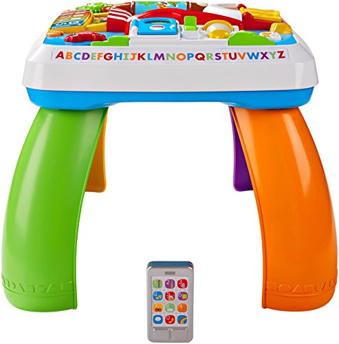 Fisher-Price Laugh & Learn Around The Town Learning Table by Fisher-Price (Image #12)