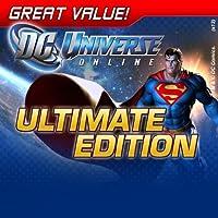 DC Universe Online The Ultimate Edition Bundle ($50 Value) [Download]