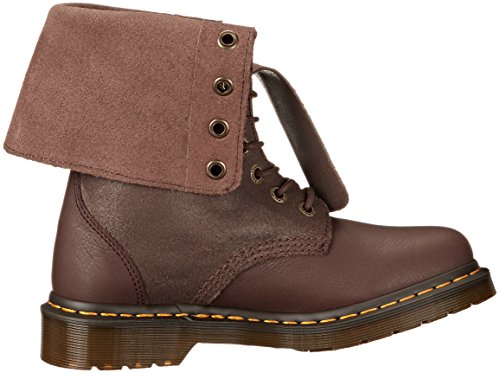 Bottes Dark Brown Hazil Dr 20346201 Martens Virginia n7ZCqY4xwS