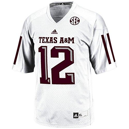 adidas NCAA 3 Stripe Football Jersey product image