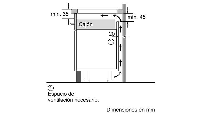 Balay 3EB965LR hobs Negro Integrado Con - Placa (Negro, Integrado ...