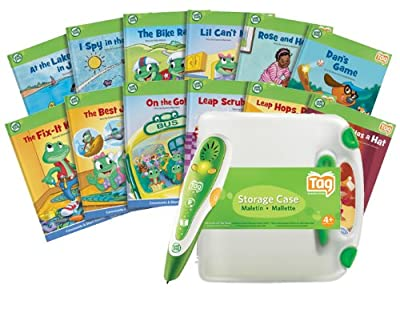 Leapfrog Tag Learn And Love To Read Set from LeapFrog