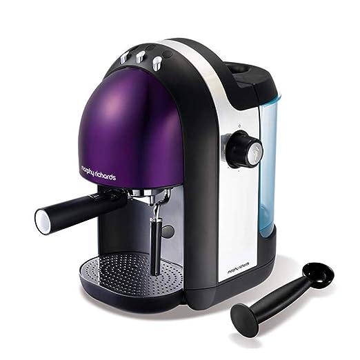 Yang máquina de café- Capacidad de la máquina de café 1.25L Tipo ...