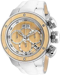 Invicta 22937 Reserve Men's 52mm Subaqua Sea Dragon Chronograph Wooden Inlay Watch