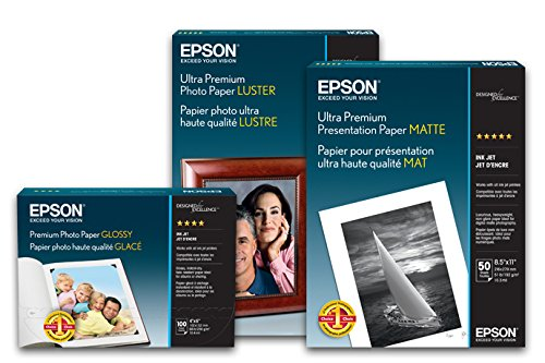 Epson America Inc PAPER, EXHIBITION CANVAS GLOSS from Epson