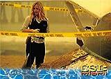 Emily Proctor trading card Calleigh Duquesne CSI Miami 2004#48 Police Line
