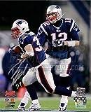 Danny Woodhead New England Patriots Signed Autographed Rushing 8x10 Tom Brady