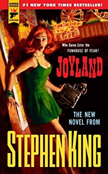 Joyland by Stephen King science fiction book reviews