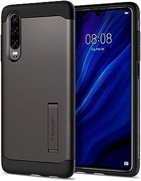 Spigen, Funda Compatible con Huawei P30 2019 [Slim Armor] con Kick ...
