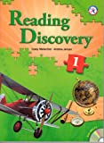 img - for Reading Discovery 1, w/Transcripts and MP3 CD (intermediate-level series with diverse and accessible non-fiction content) book / textbook / text book