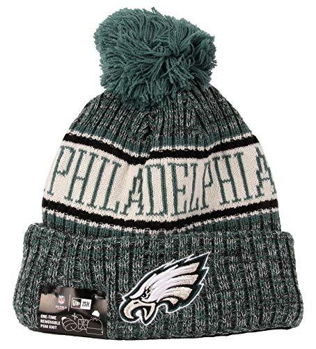 (New Era Philadelphia Eagles NFL 2018 On Field Sport Knit)