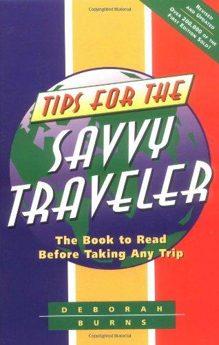 Tips for the Savvy Traveler