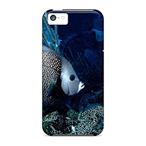 Awesome Design Animals Fish Hard Case Cover For Iphone 5c