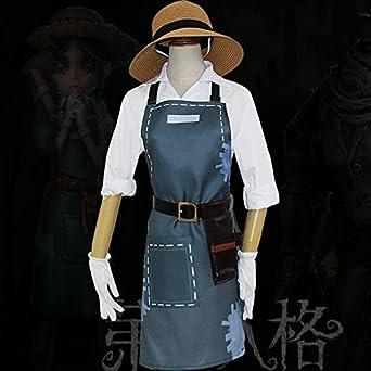 WANAO 第五人格 コスプレ衣装 逃走者 園丁 庭師 衣装セット ゲーム cosplay コスプレ アニメ