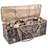 Rig'Em Right Waterfowl 12-Slot Deluxe Duck Decoy Bag - Max-5 Camo
