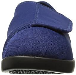 Propet Women\'s Cush N Foot Shoe,Navy,9.5 2E US