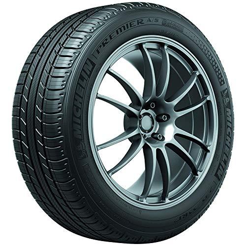 Michelin Premier A/S All- Season Radial Tire-205/55R16 91H (2014 Toyota Corolla S Plus Tire Size)