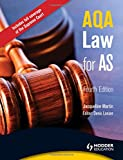 AQA Law for AS, 4th Edition