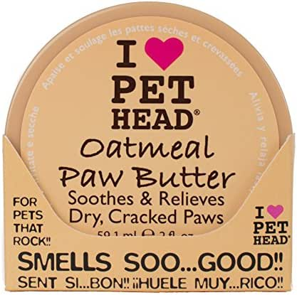 Dog Grooming: Pet Head Oatmeal Paw Buttter
