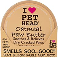 The Company of Animals Pet Head Oatmeal Natural Paw Butter 2oz