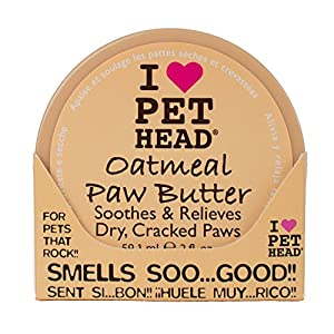 Company of Animals Pet Head Oatmeal Paw Butter 59.1 ml 1