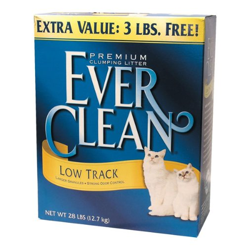 Ever Clean Extra Strength Cat Litter, Scented Litter, 25 Pound Box, My Pet Supplies