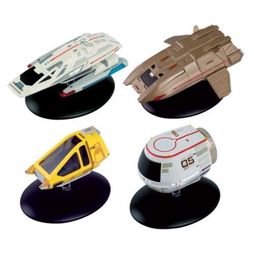 Eaglemoss Star Trek the Official Starships Collection: Shuttle Set 03 Vehicle (Star Trek Xl)