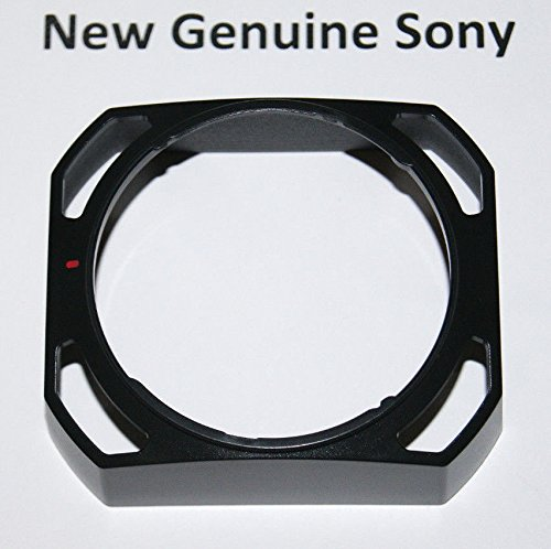 New Genuine Sony X25897021 X-2589-702-1 Lens Protector Hood Shade Assy For FDR-AX100 FDR-AX100E HDR-CX900 HDR-CX900/B HDR-CX900E PXW-X70 (Sony Hdr Cx900)