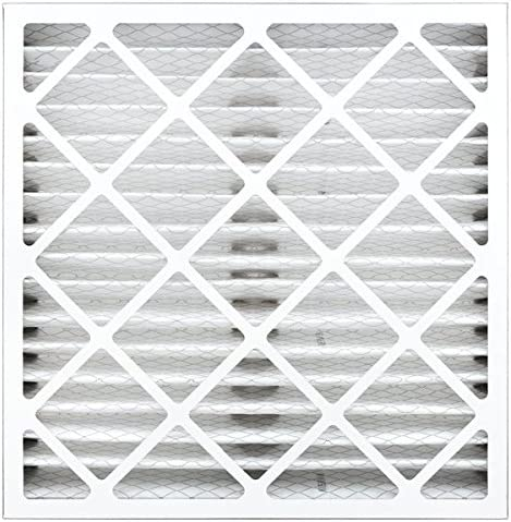 AIRx Filters 20x20x5 MERV 8 HVAC AC Furnace Air Filter Replacement for Honeywell FC100A1011 FC200E1011 CF200A1024 Dust 2-Pack Made in the USA