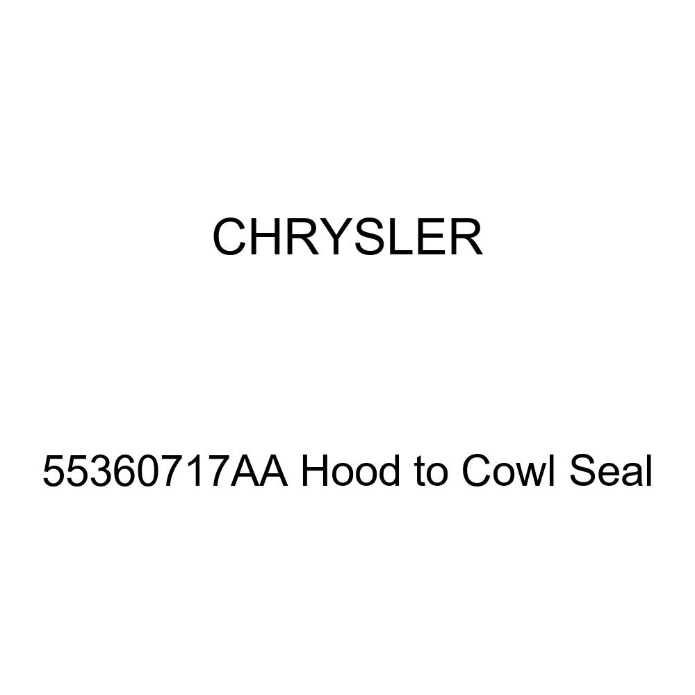 Genuine Chrysler 55360717AA Hood to Cowl Seal