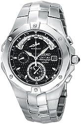 Seiko Men's SPC015 Coutura Advanced Chronograph Timer Watch