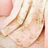 Carousel Designs Shabby Chenille Crib Blanket Reviews