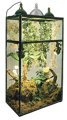 Apogee 100 Gallon Reptarium Habitat