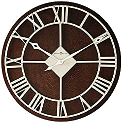 Howard Miller 625-496 Prichard Wall Clock by