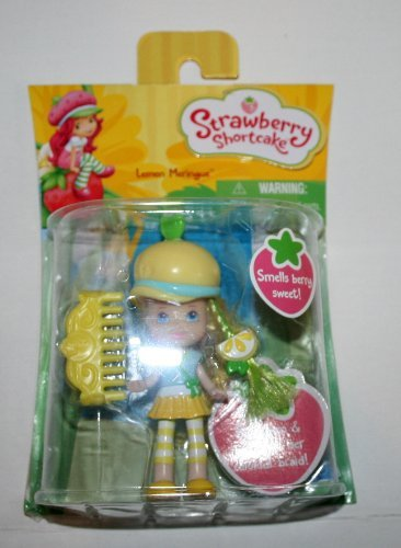 (Strawberry Shortcake Mini Lemon Meringue Magic Braid Figure)