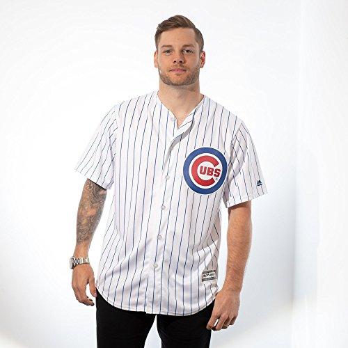 (Chicago Cubs Home Cool Base Men's Jersey (Medium))