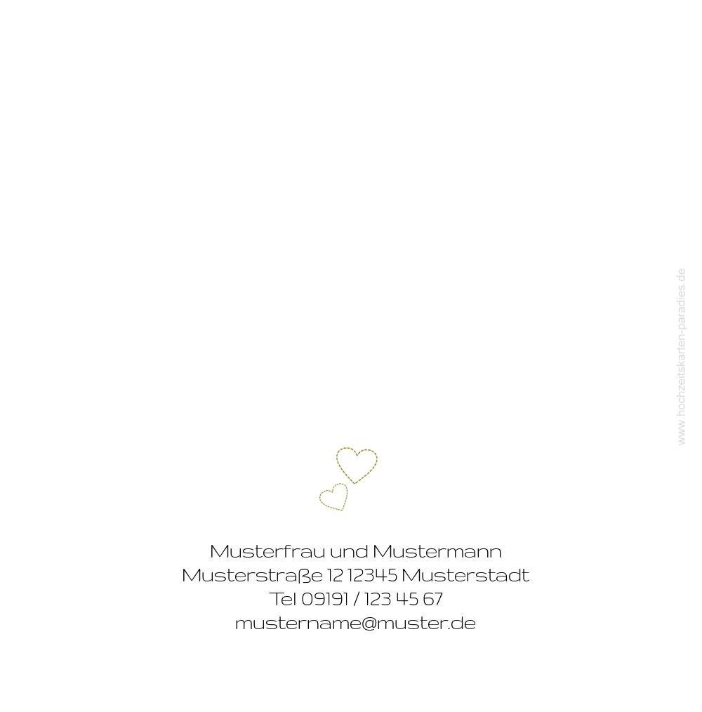 Kartenparadies Danksagung für Hochzeitsgeschenke Hochzeit Dankeskarte Dankeskarte Dankeskarte HerzBlaume, hochwertige Danksagungskarte Hochzeitsglückwünsche inklusive Umschläge   20 Karten - (Format  145x145 mm) Farbe  RosaRosa B01NBWHQFB | Moderne Muster  | 176ed7