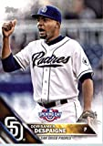 2016 Topps Opening Day Baseball #OD 157 Odrisamer Despaigne San Diego Padres