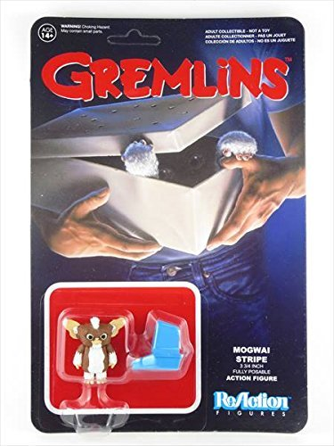 FUNKO ReAction Re-Action 3.75 inches Action Figure Gremlins stripe Mogwai ver. [Parallel import]